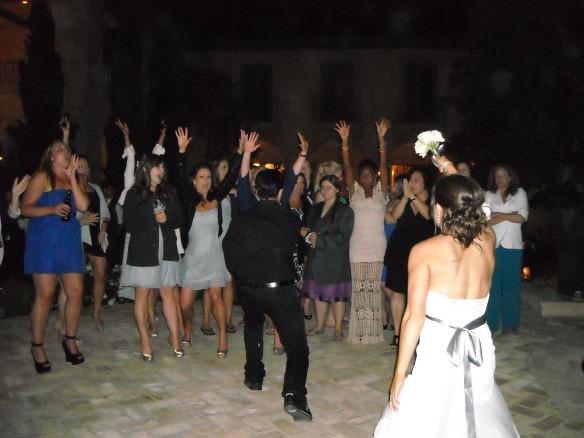 wedding dj orange county newport wedding DJMC IAN B