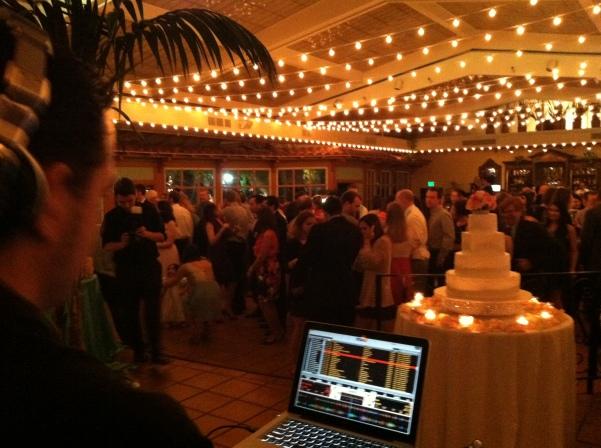 Wedding DJ Orange County DJMC IAN B El Adobe de Capistrano San Juan Capistrano